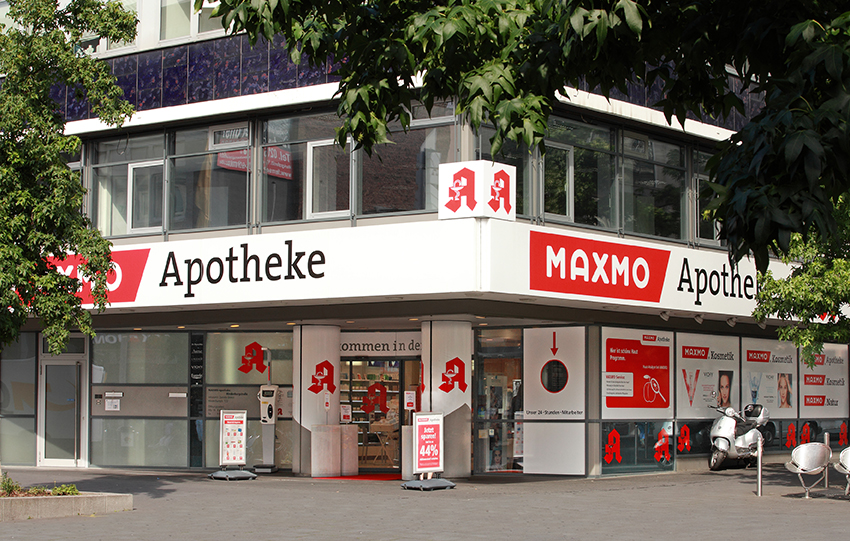 Apotheke Mönchengladbach Hindenburgstraße