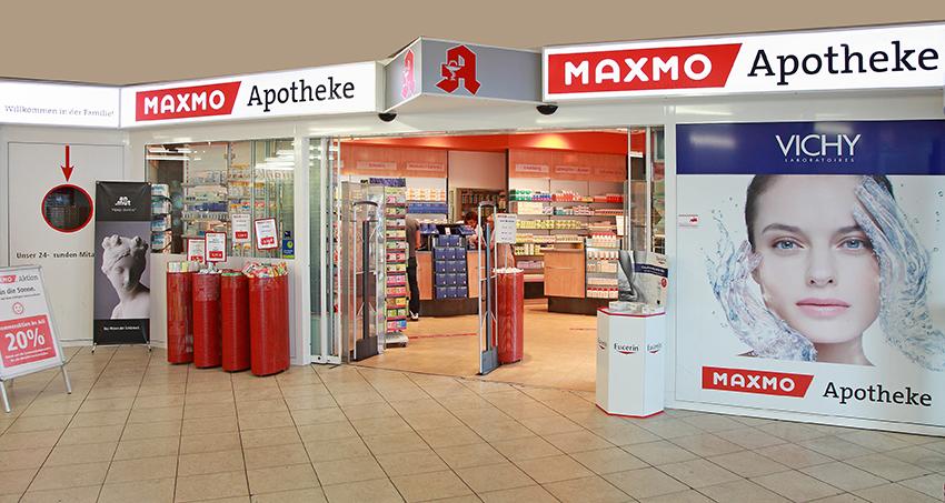 MAXMO Apotheke Mönchengladbach real,- Krefelder Straße