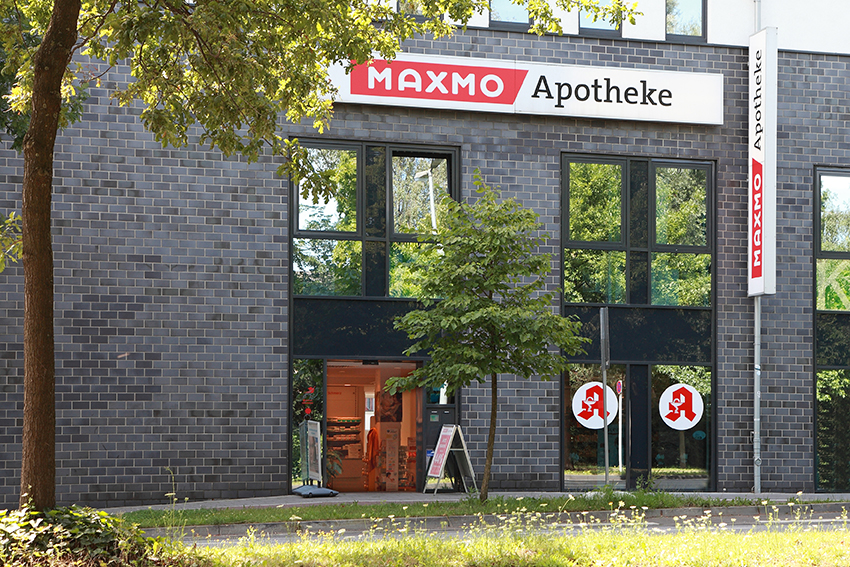 MAXMO Apotheke Moses-Stern-Straße Rhydt