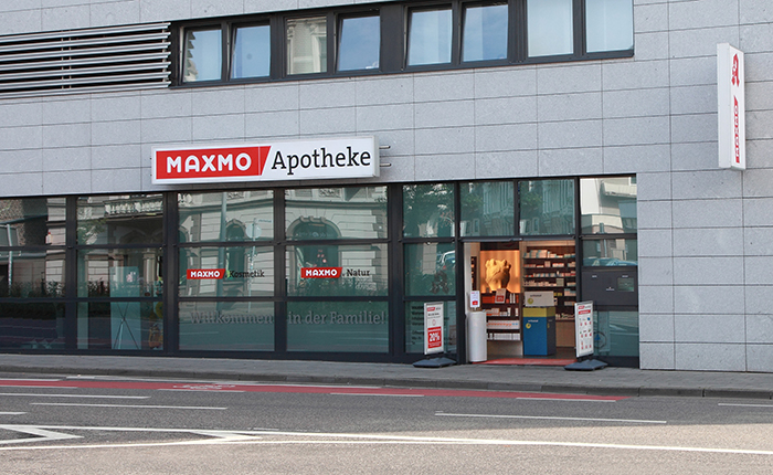 MAXMO Apotheke Viersener Straße Mönchengladbach