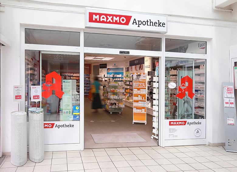 MAXMO Apotheke im real-, Am Ellernbusch