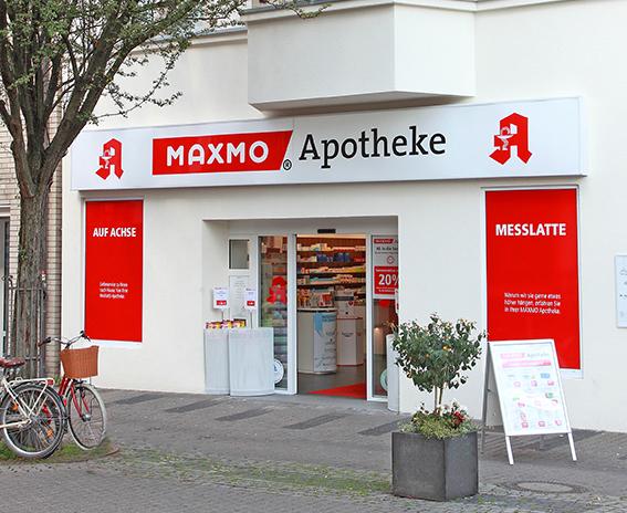 MAXMO Apotheke Düsseldorf-Benrath