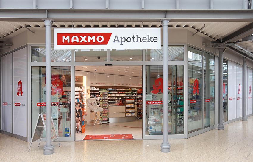MAXMO Apotheke im real,- Grevenbroich