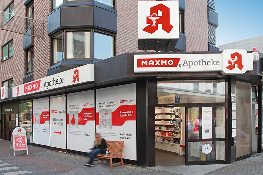MAXMO Apotheke am Neumarkt Neuss - Apotheke Neuss
