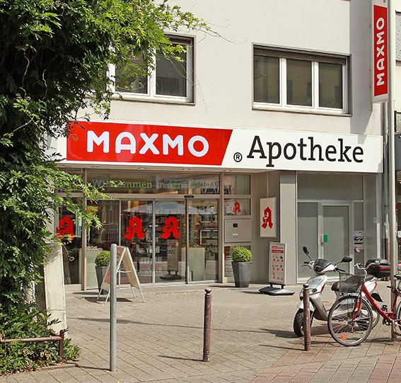 MAXMO Apotheke Stresemannstraße Mönchengladbach