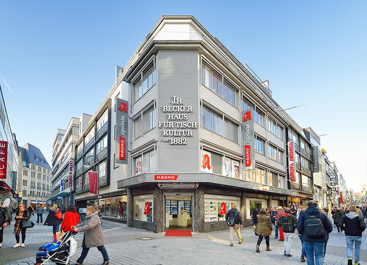 MAXMO Apotheke Köln Hohe Straße
