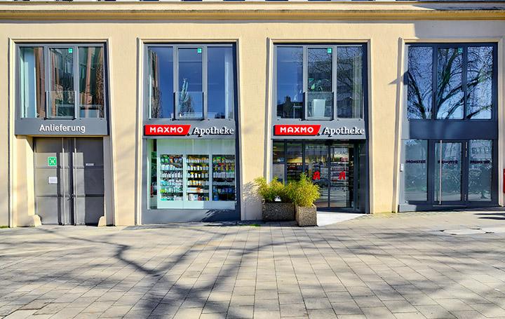 MAXMO Apotheke Düsseldorf Wehrhahn