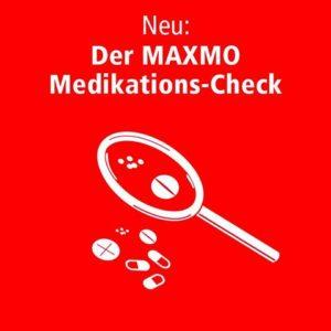 MAXMO Apotheke Medikationscheck