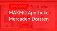 MAXMO Apotheke Mercaden Dorsten