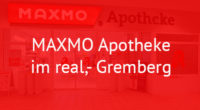 MAXMO Apotheke im real,- Gremberg