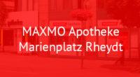 MAXMO Apotheke Marienplatz Rheydt