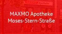 MAXMO Apotheke Moses-Stern-Straße