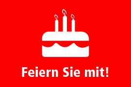 Geburtstag in der MAXMO Apotheke Düsseldorf Benrath, Köln Gremberg und Dorsten