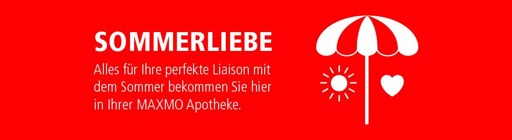 MAXMO Apotheke Sommerliebe
