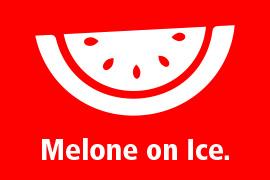 Melonen-Sorbet